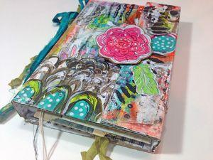 Using Watercolors in Art Journaling... — Roben-Marie Smith