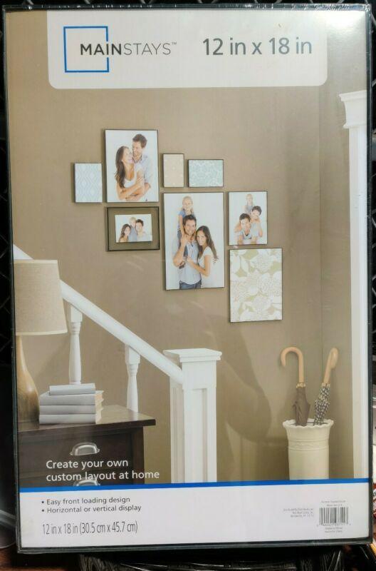 Mainstays Picture Frame 12x18 Frames Ebay Link In 2020 Crown Picture Frame Multi Picture Frames Picture Frames