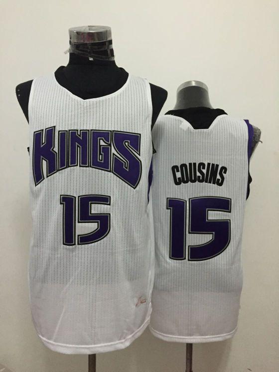... norway nba jerseys sacramento kings 15 cousins white jerseys a4f01 11373 49a7befcd