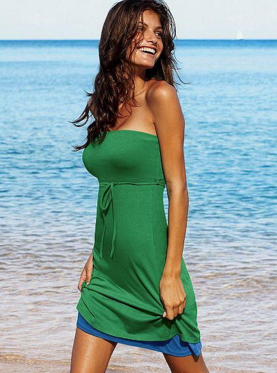 Summer Beach Dresses - Moda - Pinterest - For women- Summer and ...