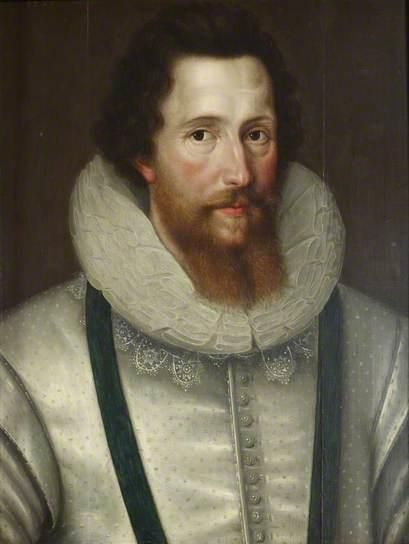 Robert devereux 2nd earl of essex early february 1601 for The devereux