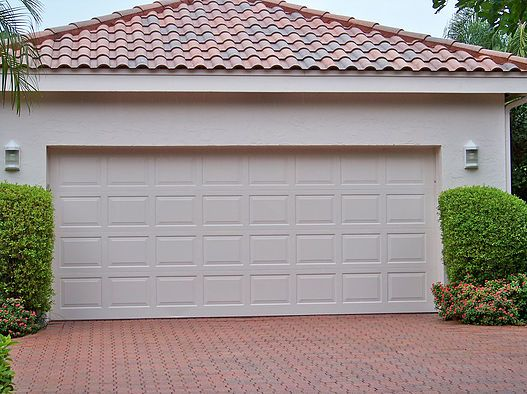 Sectional Panel Garage Door Example That Has Been Installed In Melbourne Victoria Garage Doors Electric Garage Doors Residential Garage Doors
