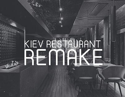 "Check out new work on my @Behance portfolio: ""Kiev Restaurant Remake"" http://be.net/gallery/43502479/Kiev-Restaurant-Remake"