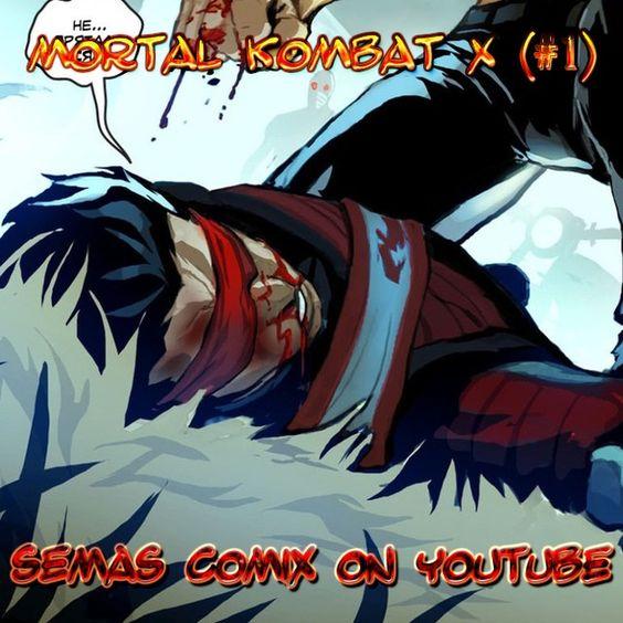 #Comics#Mortal#Kombat#X (1_9)