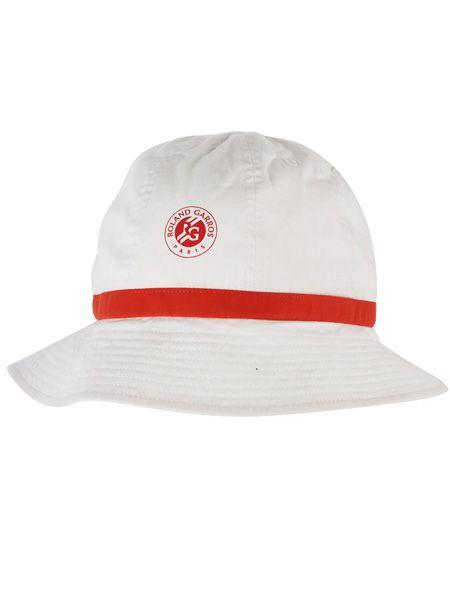 Bucket hat from Roland Garros