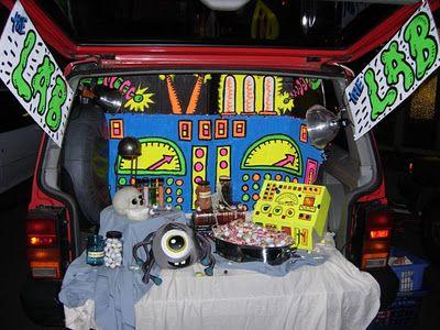 trunk or treat idea