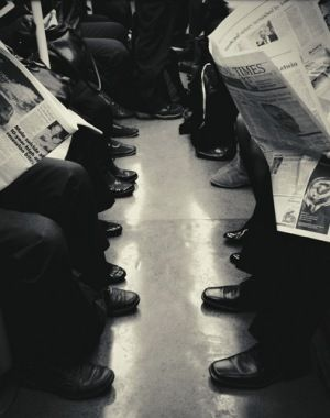 The Faceless Men & Women Of The City