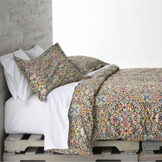 Lucia Bed Linens  | Crate