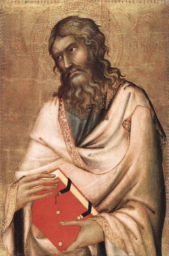 Święty Andrzej Apostoł - Jest patronem małżeństw, podróżujących, rybaków, rycerzy, woziwodów, rzeźników.