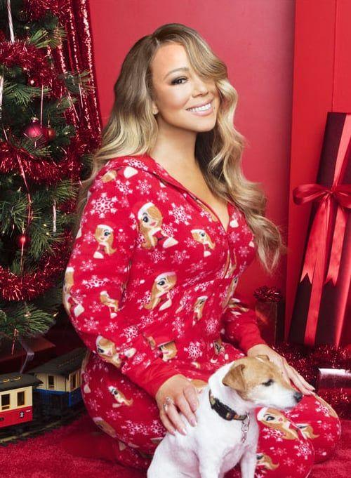 Pin On Mariah Carey Christmas