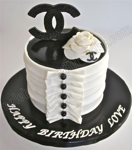 Chanel Cake Designs: Search, Cakes And Chanel Cake On Pinterest