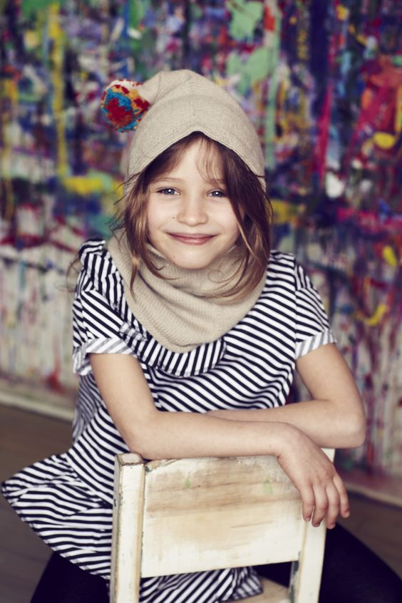 Cabbages and Kings AW 14/15 — mini style