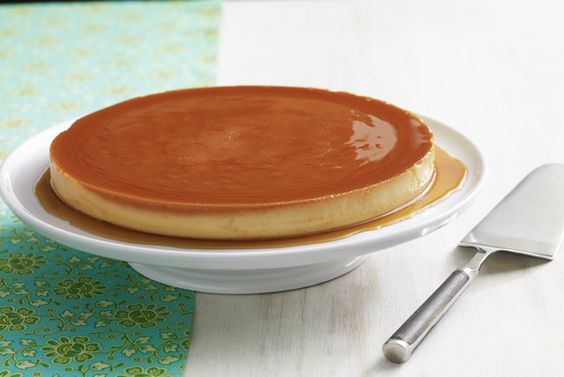 This is the stuff flan-tasies are made of! Make this Cream Cheese Flan when you want to wow guests. Check out the video to see how it's done.