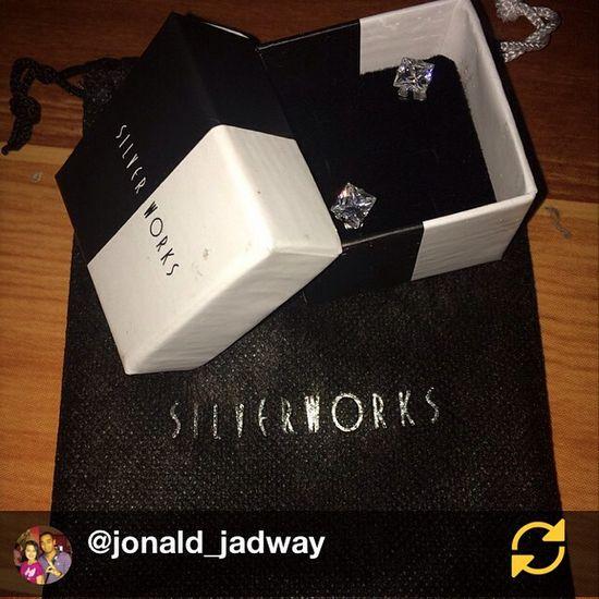 RG @jonald_jadway: A little gift for myself. #silverworks #bling #MadeOfSilverworks #SilverworksPhil silverworks.ph
