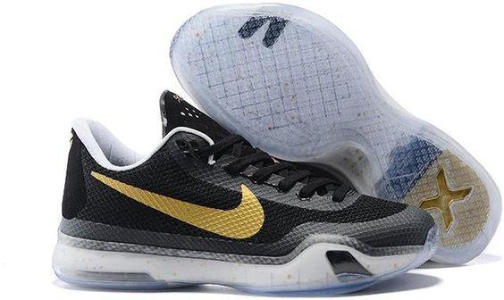 Nike Kobe 10 Yellow Black Shoes1 | Kobe 10 Men size for sale 2017 |  Pinterest