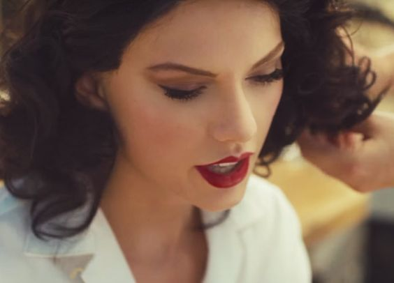 taylor-swift-makeup-Wildest-Dreams | Maquiagem | Pinterest ...