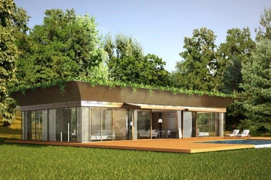 Philippe Starck Riko Unveil Prefab P A T H Eco Homes In Europe