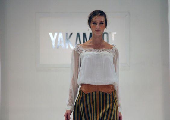Yakampot Google+ Fashion Show