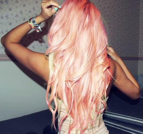 Resultado de imagem para mermaid hair tumblr