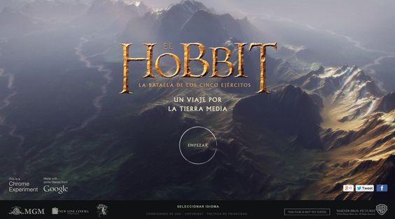 Barcelona reúne a los expertos del diseño web  #FantasyInteractive #HelloMonday #Hobbit #Opera