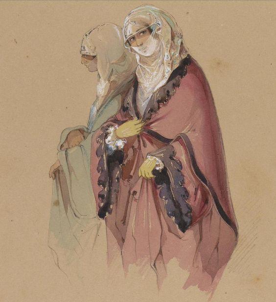 Ottoman Women (Osmanlı Kadınları)