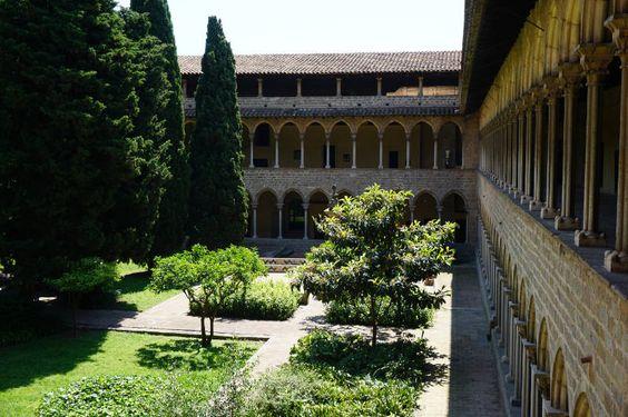 Kloster Reial Monestir in Barcelona