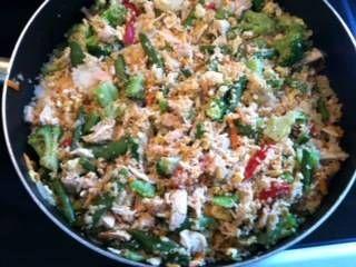 blog- 21 Day fix chx fried rice