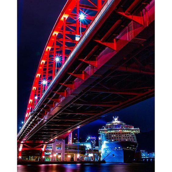 神戸大橋 ポートアイランド イメージ