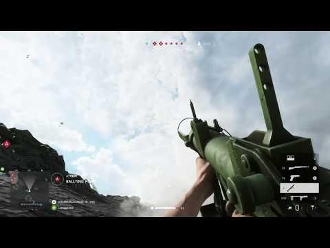 Tank Destroyed Battlefield V Clip Youtube Battlefield