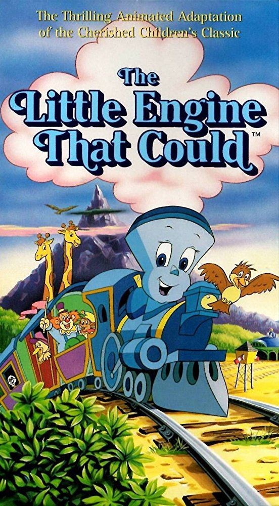 The Little Engine That Could Video 1991 On Imdb Movies Tv Celebs And More Little Engine That Could Engineering Childhood Memories