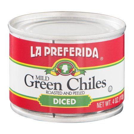 Food Green Chile Natural Flavors
