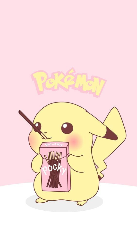 Kawaii Pikachu Wallpaper Pin Amayoukawaii Cute Pokemon Wallpaper Cute Cartoon Wallpapers Cute Pikachu