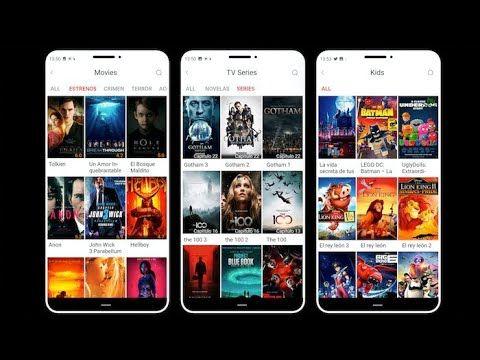 La Nueva Potente Aplicación Para Ver Tv Digital Hd Películas Series En Español Android 2019 Youtube Peliculas Peliculas En Español Tv