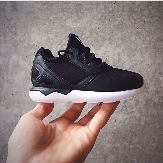 black adidas for kids