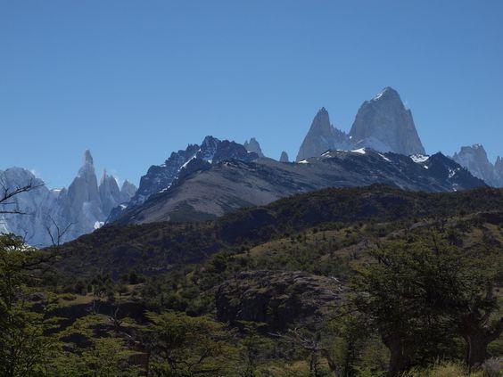 El Chaltén (Parque Nacional Los Glaciares, 28.12.2013 - 02.01.2014, Teil II)