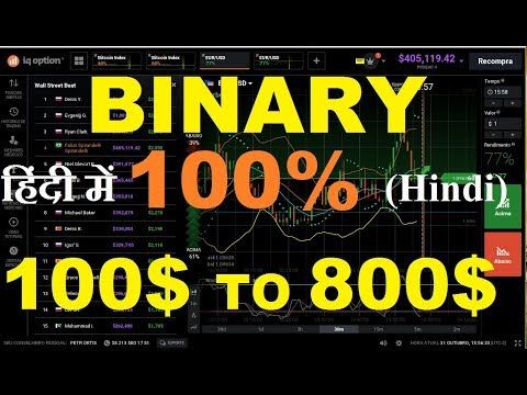 Binary Trading Best Strategy 2019 100 Wining Ratio Earn 100 To