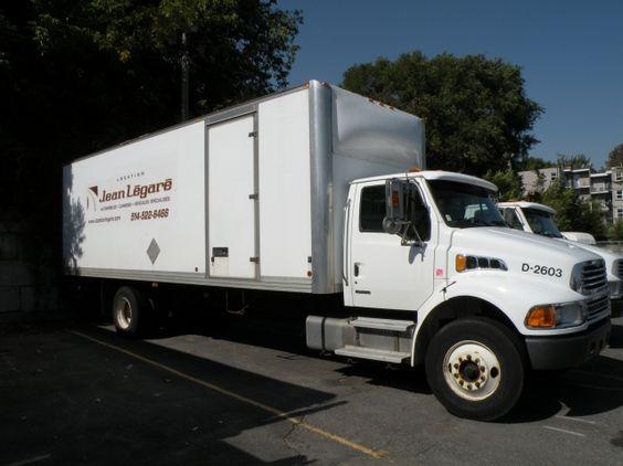 Déménager avant le temps ...Camion cube 26 pieds Location Légaré