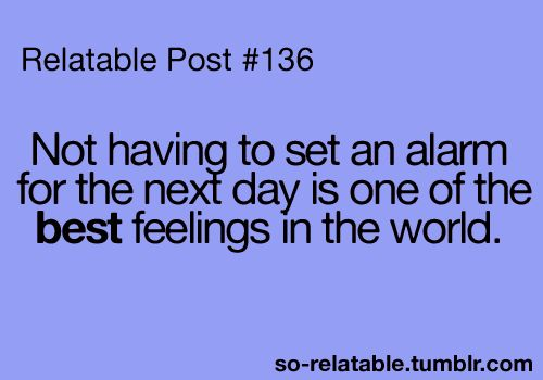 such a great feeling!!!