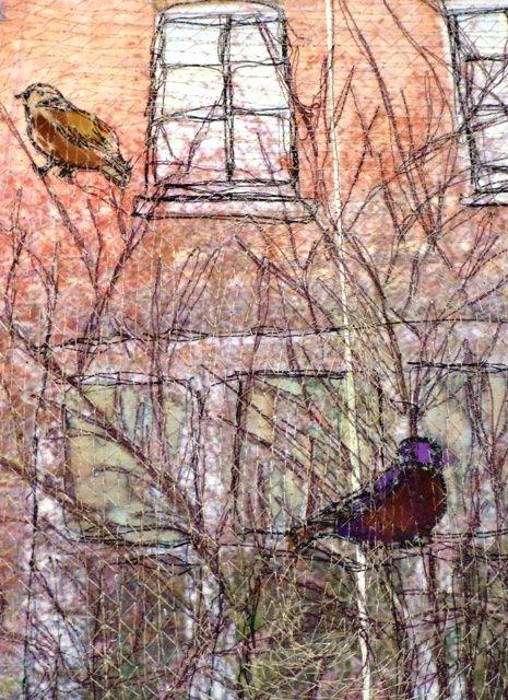 'Birdtree' series by Anne Kelly