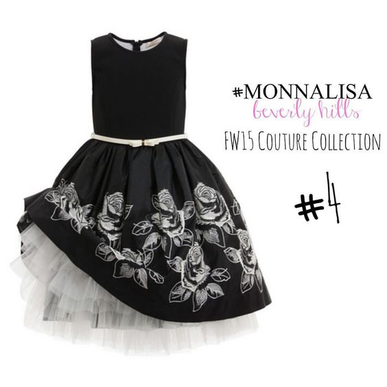 Stop by to check out the Couture collection! #Monnalisa #fashion #ootd #chic #couture
