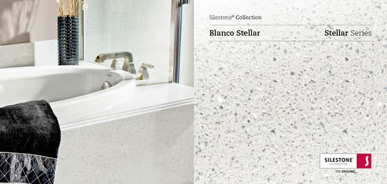 Silestone Blanco Stellar Silestone Closet Redo Dixon Homes