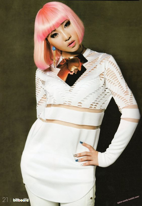 Gong Minzy - Billboard Interview