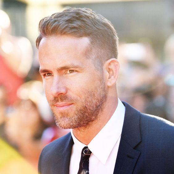Ryan Reynolds On Fatherhood: Marie Claire Interview | Marie Claire