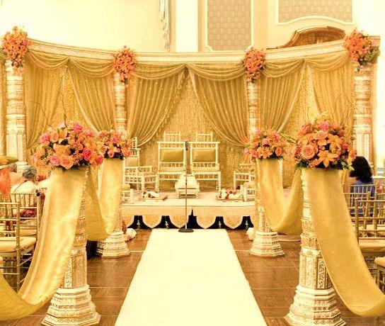 decoracion para la ceremonia