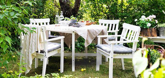 ÄNGSO Tisch/außen