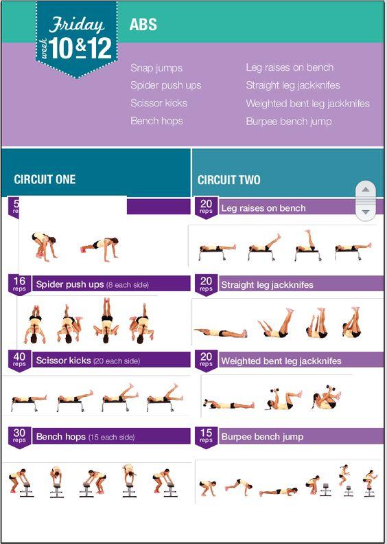 bikini body guide week12 kaylaitsines fitness mom. Black Bedroom Furniture Sets. Home Design Ideas
