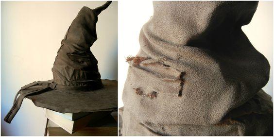 Sombrero seleccionador Harry Potter Tutorial Final 2