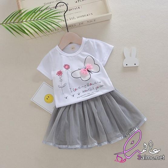 اروع ملابس البنات الصغار ملابس اطفال بنات للعيد 2020 ملابس أطفال شيك أجمل ملابس البنوتات الصغيرين Fashion Summer Dresses Peplum Top