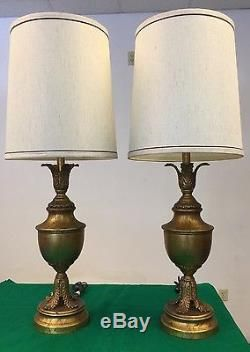 Hollywood Regency Lamps August 2017