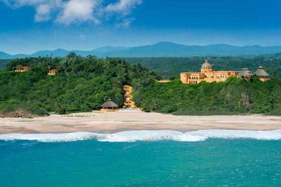 About Cuixmala   National Geographic Lodges